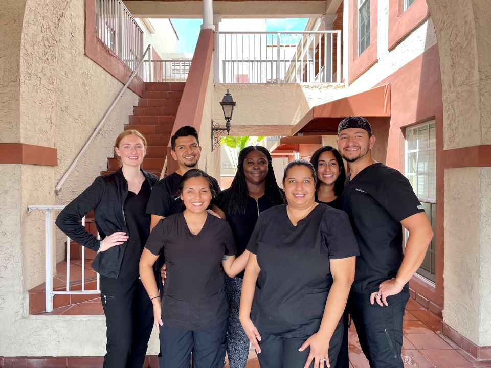 The Woodmont Family Dentistry Team