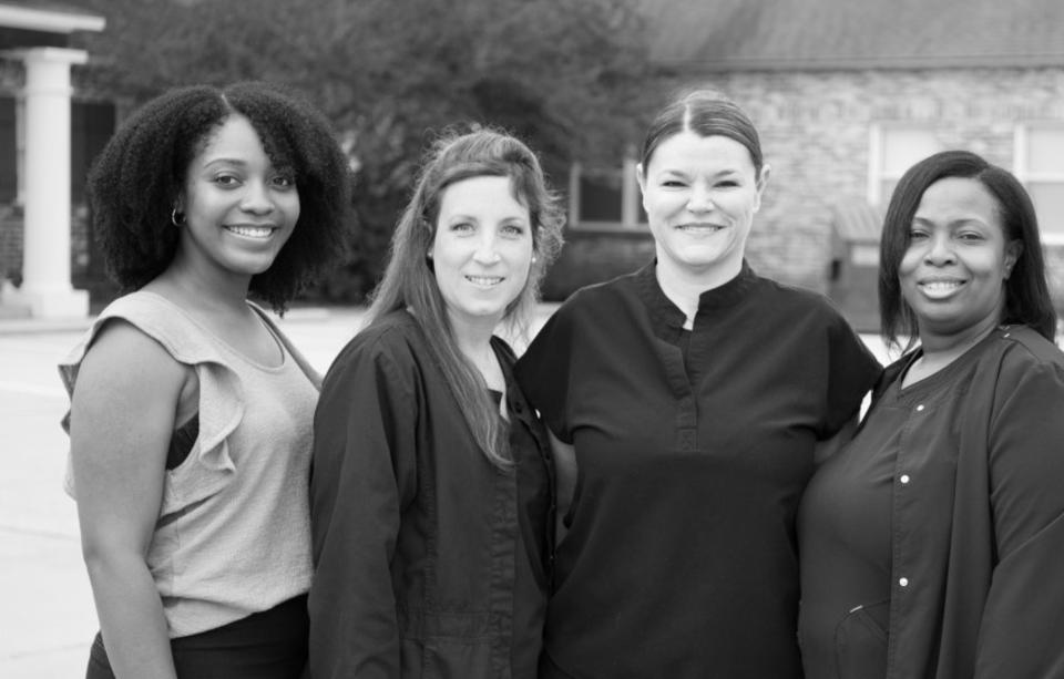 Oak Hills team photo