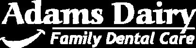 Adams Dairy Family Dental Care logo