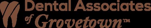 Dental Associates of Grovetown logo