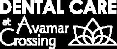 Dental Care at Avamar Crossing logo