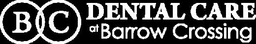 Dental Care at Barrow Crossing logo