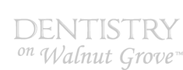 Dentistry on Walnut Grove logo