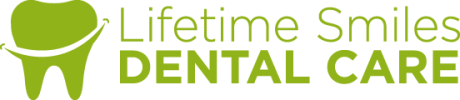 Lifetime Smiles Dental Care logo