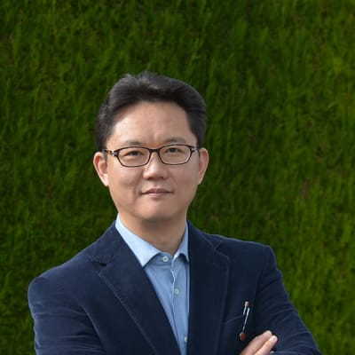 photo of C. Spencer Ahn, DDS