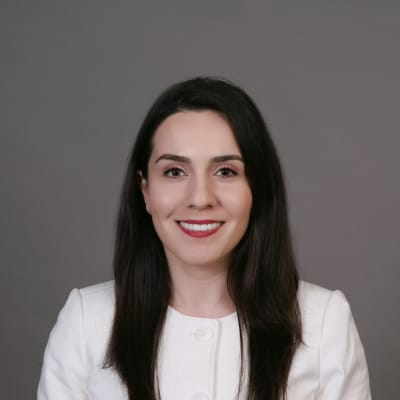 photo of Golnaz Reihani, DMD