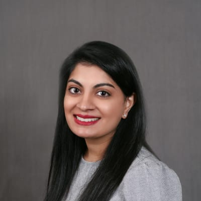 photo of Pooja Sandesara, DMD