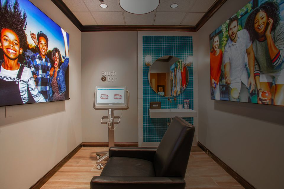 Image of Invisalign Studio interior