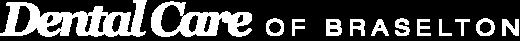 Dental Care of Braselton logo