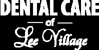 Dental Care of Lee Village logo