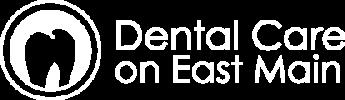 Dental Care on East Main logo