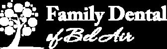 Family Dental of Bel Air logo