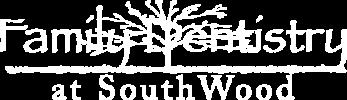 Family Dentistry at SouthWood logo