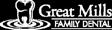 Great Mills Family Dental logo