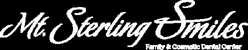 Mt. Sterling Smiles logo