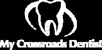 My Crossroads Dentist logo
