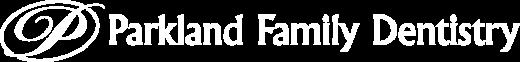 Parkland Family Dentistry logo