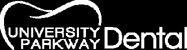 University Parkway Dental logo