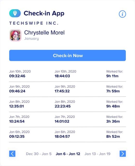 Online Time-Sheet