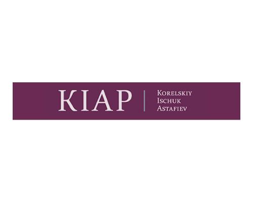 KIAP (KORELSKIY, ISCHUK, ASTAFIEV AND PARTNERS, ATTORNEYS AT LAW