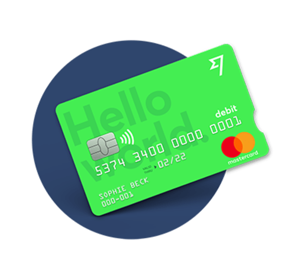 Spend anywhere with your TransferWise Card