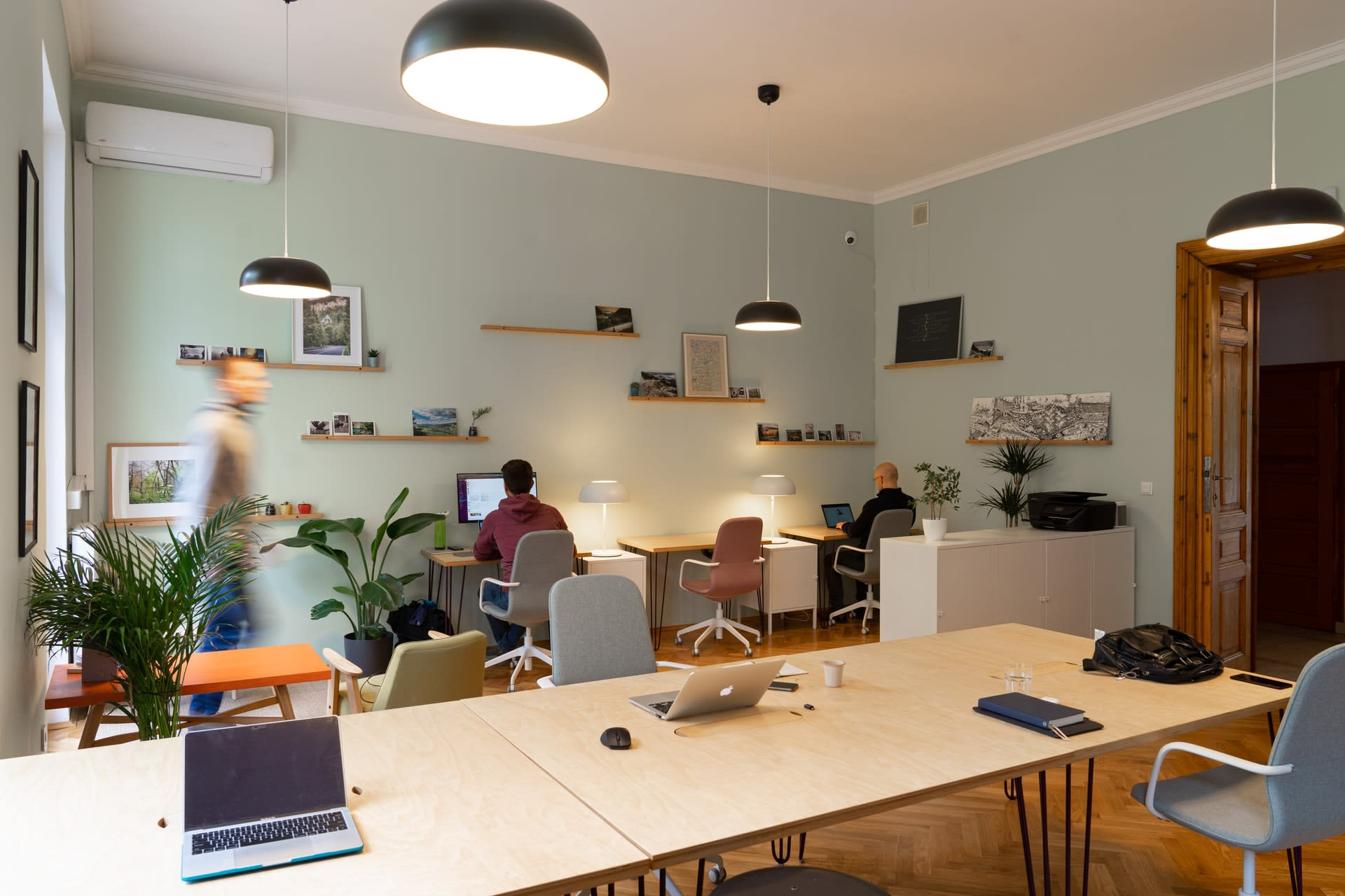 Is A Coworking Space Worth the Cost if You're Already Working From Home?
