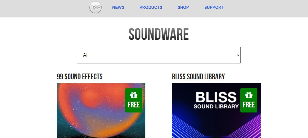 DSP Soundware