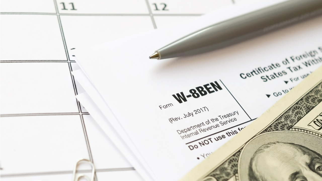 How To Fill Out a W-8BEN Form?