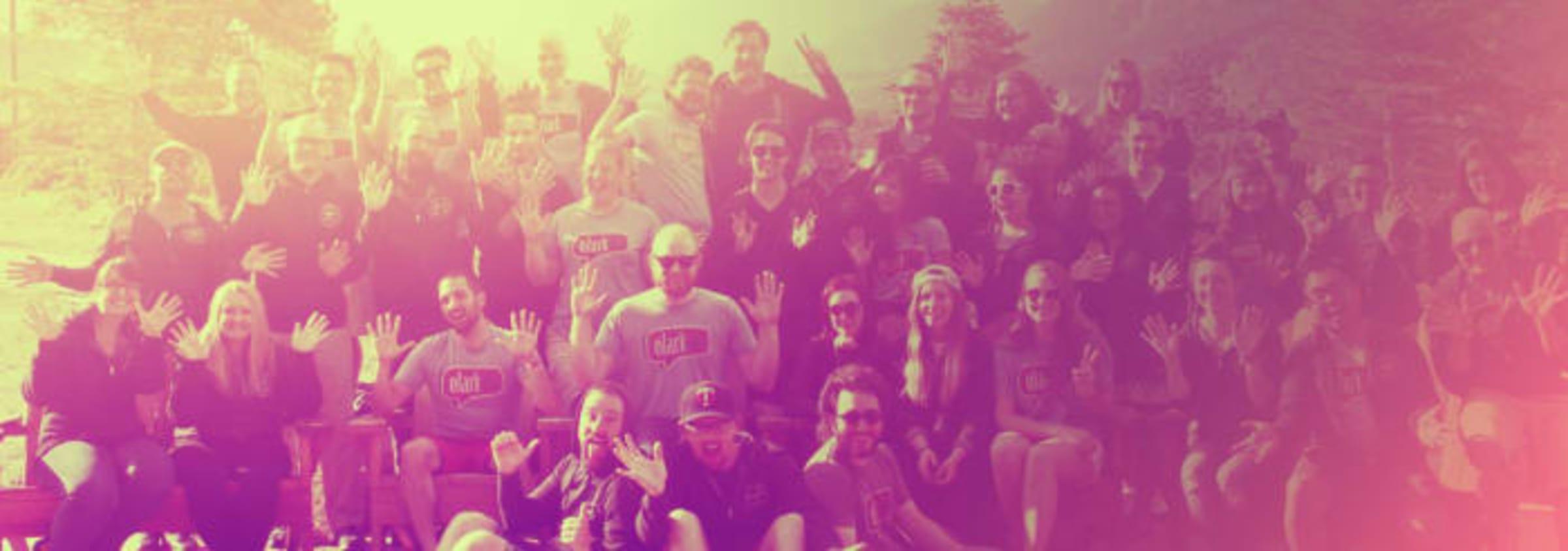 Olark Remote team