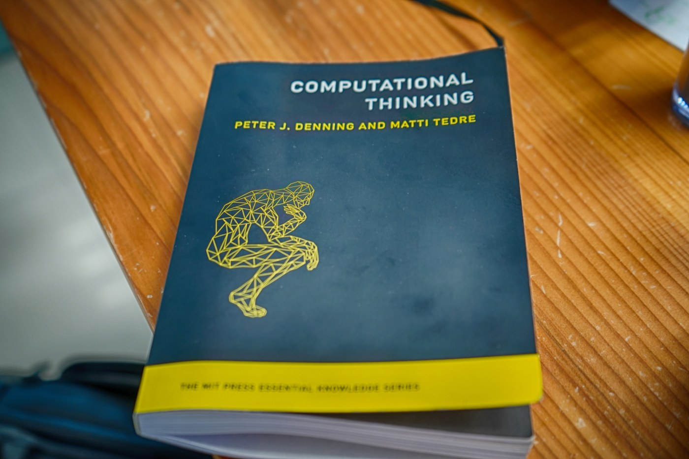 Reseña de Computational Thinking