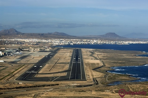 Fuerteventura by helicopter