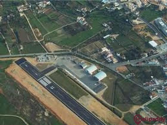 Aerodromo municipal de portimao by helicopter
