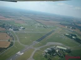 Cotswold (Kemble) by helicopter