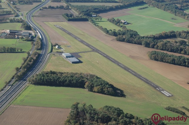 Redon Bains-sur-Oust Airport by helicopter