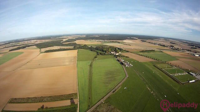 Nuits St Georges Airport by helicopter