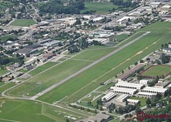 Chambery-Challes-les-Eaux Airport by helicopter