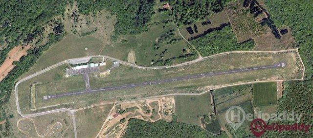 Vesoul-Frotey Airport by helicopter
