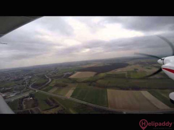 Saverne Steinbourg Airport by helicopter