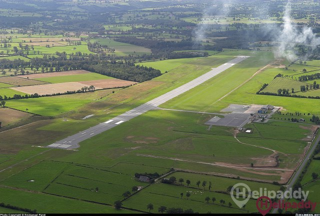 Montluçon - Guéret Airport by helicopter