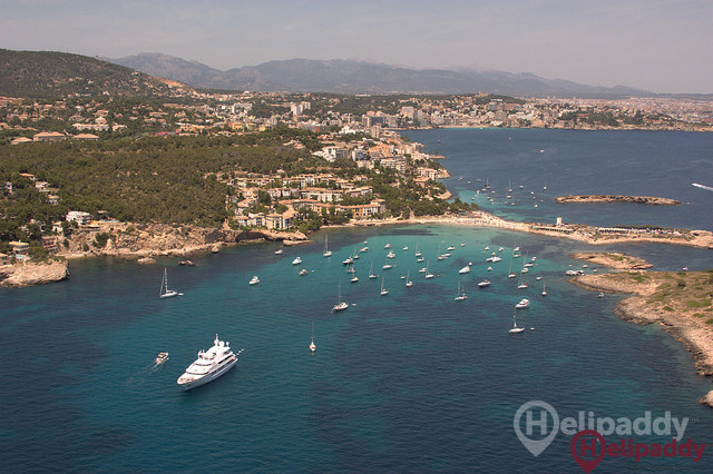 Balearic Helicopters by helicopter