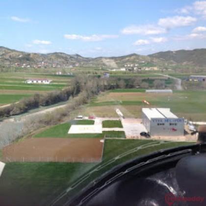 Viva Baldushk  by helicopter