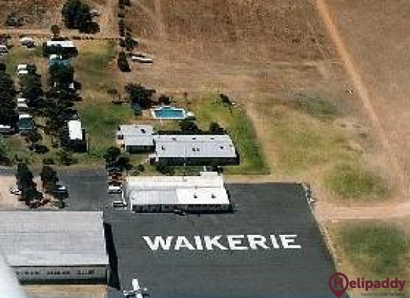 Waikerie by helicopter