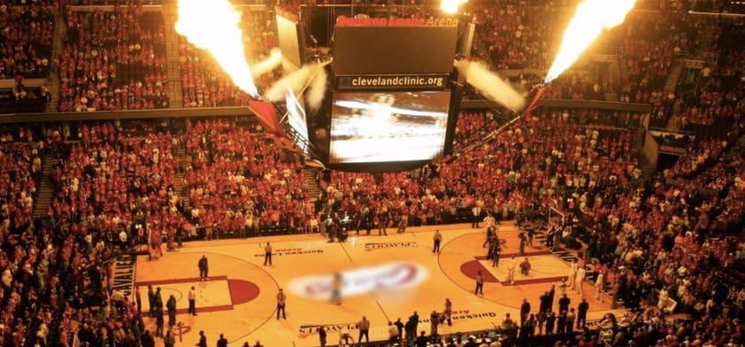 Billets Cleveland Cavaliers