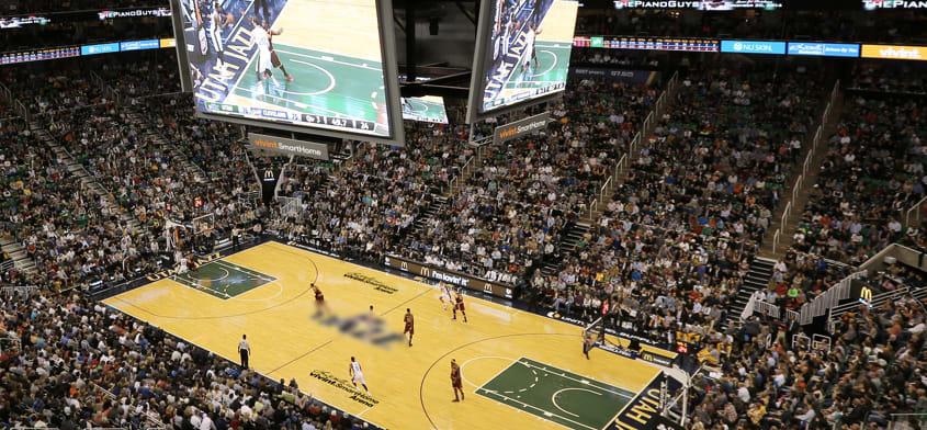 Billets Utah Jazz