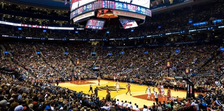 Billets Toronto Raptors
