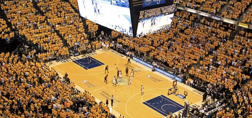 Billets Indiana Pacers