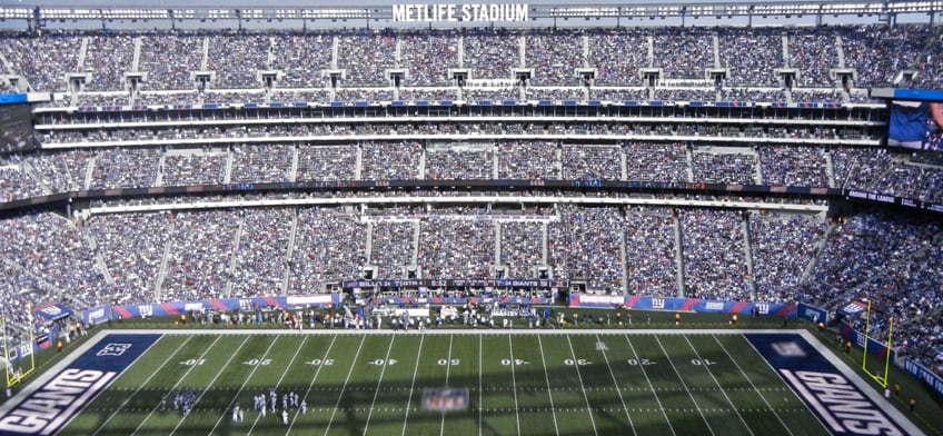 Ingressos New York Giants