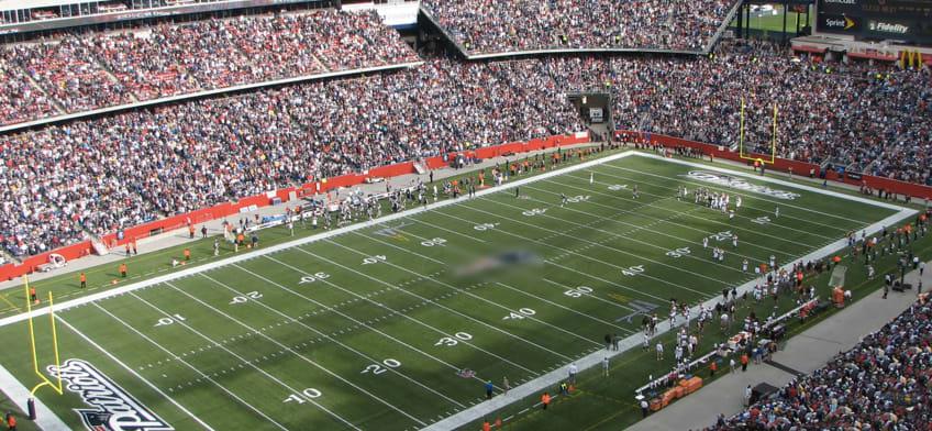 Entradas New England Patriots