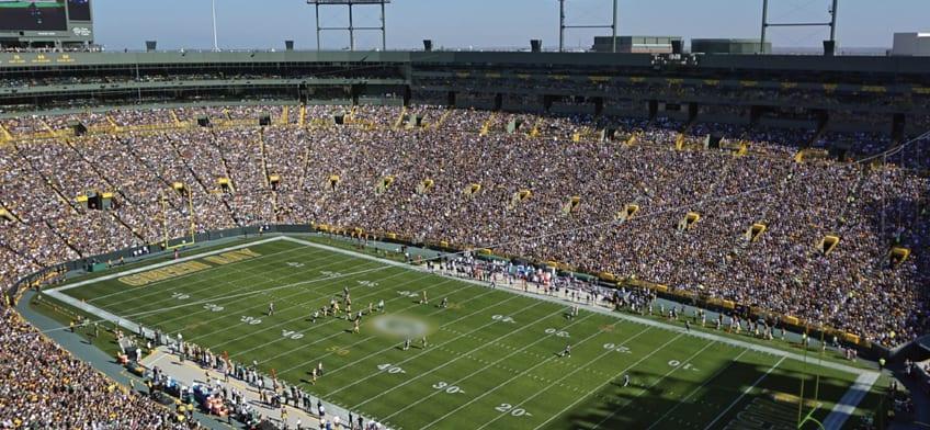 Entradas Green Bay Packers