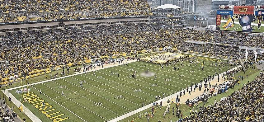 Billetter Pittsburgh Steelers